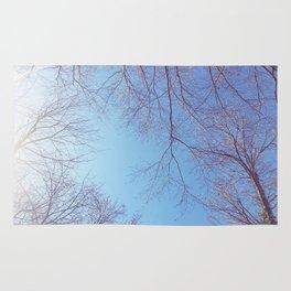 The Trees - Bright Skies Rug