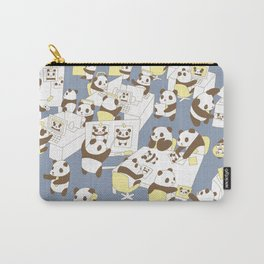 Panda Office Carry-All Pouch