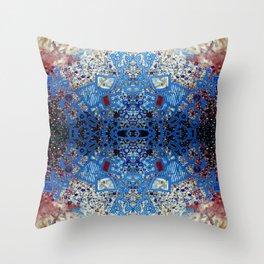 Fantasia in Transit. Throw Pillow