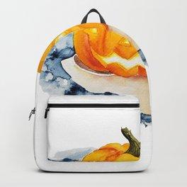 Halloween Snail Backpack
