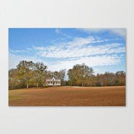 Big Front Yard Canvas Print