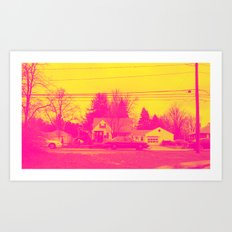 521 Art Print