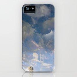 Semiotic Sky  iPhone Case