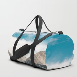 Mountain Adventure Colorado Rocky Adventure - Nature Photography Duffle Bag