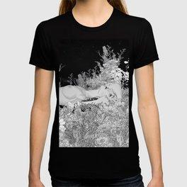 Lie down in darkness T-shirt