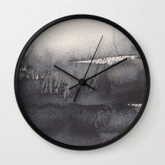 November morning 1 Wall Clock
