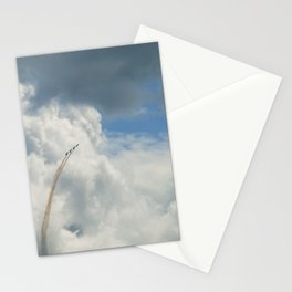 Man vs. Nature 3 Stationery Cards