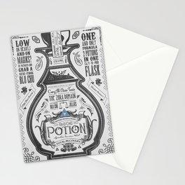 Legend of Zelda Blue Chu Potion Advertisement Stationery Cards