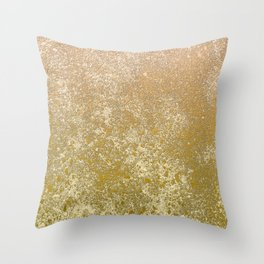 Whispering Wall, in Shade Throw Pillow
