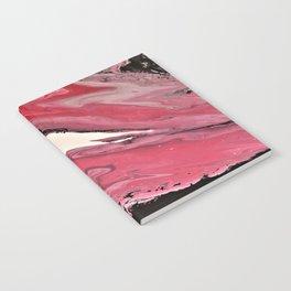 Crimson Nebula Notebook