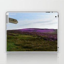 The Heather Laptop & iPad Skin