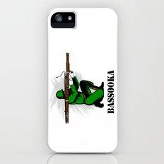 Bassoon Bassooka iPhone (5, 5s) Slim Case