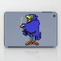 earthbound iPad Cases featuring Crow - Mother / Earthbound Zero by Studio Momo╰༼ ಠ益ಠ ༽