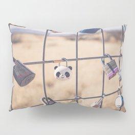 PradaMarfa Love Locks Pillow Sham