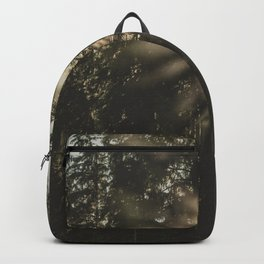 Sunset in the Woods - Nature Photography Backpack
