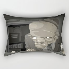 Mr. Sampaio Rectangular Pillow