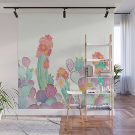 Pretty And Prickly Wall Mural