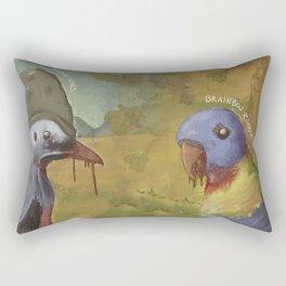 Post-Apocalyptic Australiana Rectangular Pillow