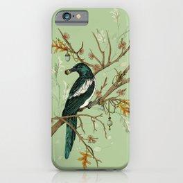Magpie Jewels iPhone Case