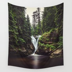 Pure Water Wall Tapestry