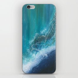 Enchanting Waves iPhone Skin