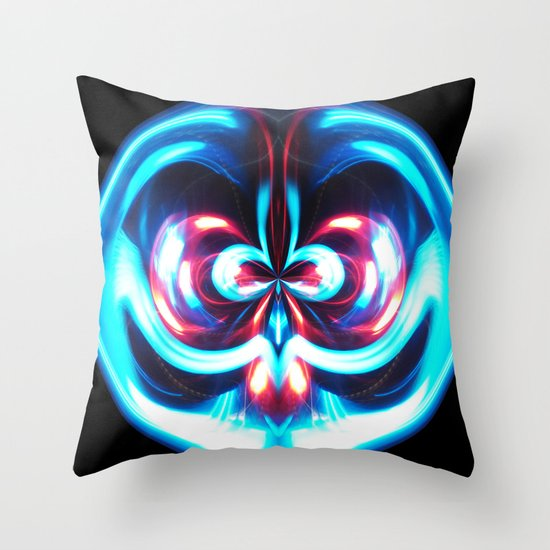 Sphere II  (Smiling) Throw Pillow