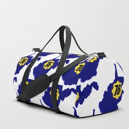 Blue & Gold 76 Duffle Bag