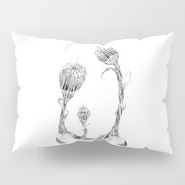 Blooming Waterbombs (part of the Strange Plants series) Pillow Sham