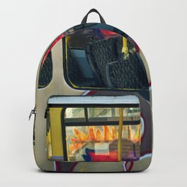 Departure with Ghosts Backpack