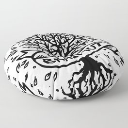 Branch Out Floor Pillow