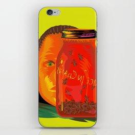 Alice in Chains - Jar of Flies  (Rock Album Cover) iPhone Skin