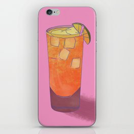 Gin and Tonic iPhone Skin
