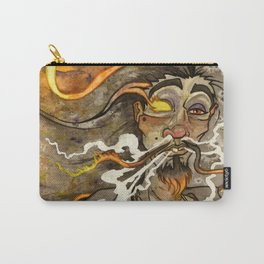 Smoke and Flame Carry-All Pouch