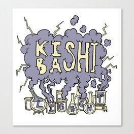 Kishi Bashi  Canvas Print