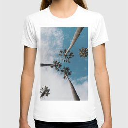 Palm Tree Summer Fun T-shirt