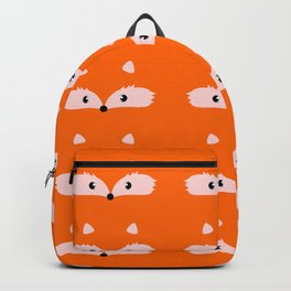 Fox faces Backpack