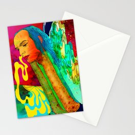 """""""Lux"""" by Steven Fiche Stationery Cards"""
