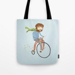 If I had a bike Tote Bag