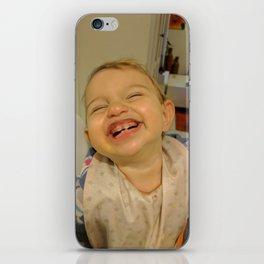 Happy Kid iPhone Skin