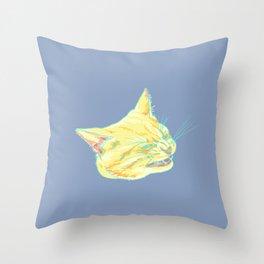 sneeze Throw Pillow
