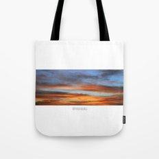 SKY WINDOW Tote Bag