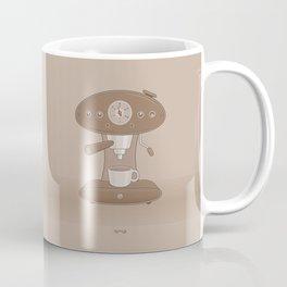 Coffee Maker Series - Automatic Espresso Machine Coffee Mug