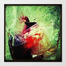 COQUELICOT Canvas Print