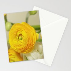 You are my flower Stationery Cards