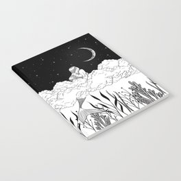 Moon River Notebook