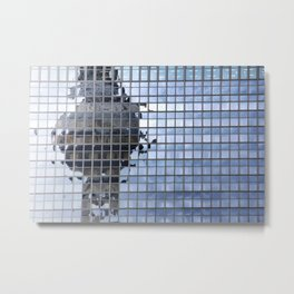Pixelated... Metal Print