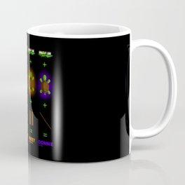 Ninja Turtle Recipe Coffee Mug