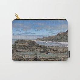 Hartland Quay Coast Carry-All Pouch