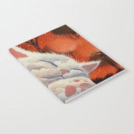 SLEEPING CLOUD by Raphaël Vavasseur Notebook