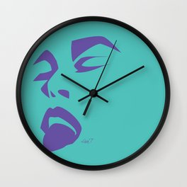 Loli pop Wall Clock
